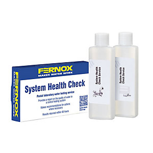 Fernox 61161 System Healthcheck Test Kit Postal Sampling
