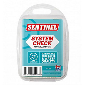 Sentinel System Check Water Analysis Kit Syscheck-gb
