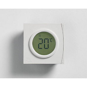 Danfoss Digital Room Thermostat Mains Powered Volt Free Output RET2000M