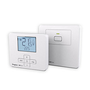 Drayton MN 110R9 Mistat RF Wireless Room Thermostat