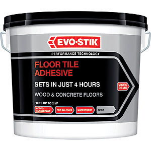 Evo-stik Tile A Floor Fast Set Ready Mixed Tile Adhesive 5L