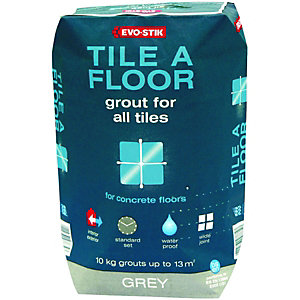 Evo-stik Tile A Floor Grout for All tiles