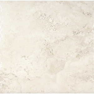 Argenta 820965 Austin Marfil Floor Tile Cream Ceramic 450x450mm