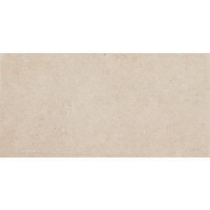 Ribesalbes 821800 Stoney Wall Tile Ivory Smooth Ceramic 200X100mm