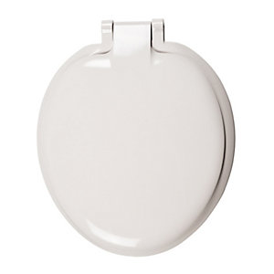 Celmac Toilet Seat & Cover White SSO11WH
