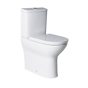 Roca Colina Soft Close Toilet Seat Z8019CS004