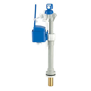 Dudley Hydroflo Bottom Inlet Telescopic Cistern Valve With Delay Fill And Brass Tail 324301