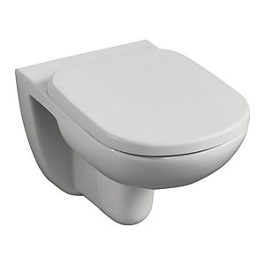 Ideal Standard T328001 Tempo Close Coupled WC Pan with Vertical Outlet White