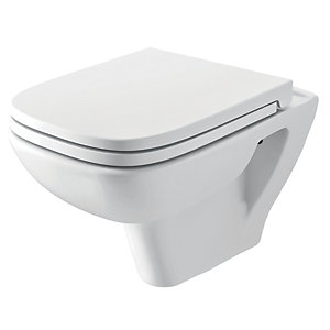 Iflo Kamira Wall Hung Toilet Pan