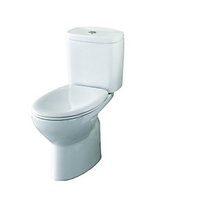 Roca Laura Eco Close Coupled Toilet Pack Z348810001
