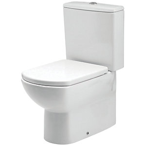 iflo Capra Close Coupled Toilet Cistern