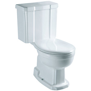 iflo Herita Close Coupled Toilet Cistern (Push Button)