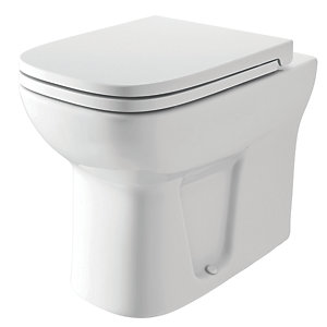 iflo Kamira Back to Wall Toilet Pan