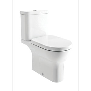 iflo Rhea Close Coupled Toilet Cistern