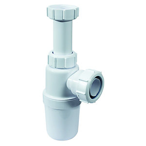 McAlpine Adjustable Bottle Trap 32mm A10A