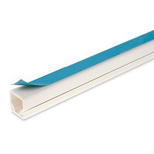 Univolt MIKA0 16 x 10mm 3m Self Adhesive Mini Trunking