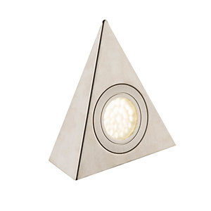 Globo 12377 Cool White Triangle Cabinet Light