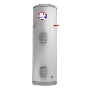 Albion Ultrasteel Plus Unvented Direct Hot Water Cylinder 210L AUXD210