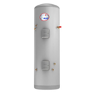 Albion Ultrasteel Plus Unvented Indirect Hot Water Cylinder 210L AUXN210