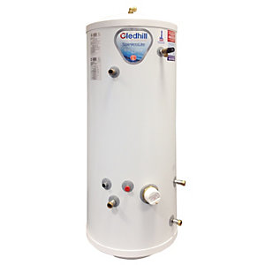 Gledhill Stainless Lite Indirect Stainless Steel Unvented Cylinder 150L ASL0045 IND150