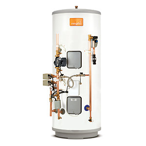 Heatrae Sadia Megaflo Eco Unvented Indirect Cylinder 125Sf S22 95050482