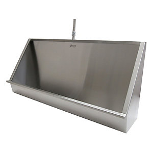 Acorn Wall Hung Trough Urinal 1200 Te 064-1200-C-Te