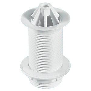 McAlpine Tunvalve Straight Through (Clear) TUN5-CL