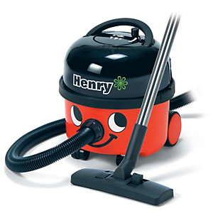 Numatic Henry Vacuum Cleaner Red Black 110V HVR200