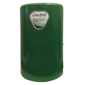 Gledhill BIND23 Envirofoam Copper Part L Indirect Grade 3 Lagged 140L 1050 x 450mm