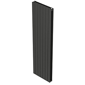 QRL Aria V20 Vertical Double Panel Designer Radiator 1800 x 433 mm Anthracite QV2036AN
