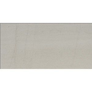 Rhin White Matt Wall & Floor Tile 600 x 300 mm (Pack Of 7)
