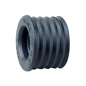 Osmaweld 32mm Waste Rubber Reducer To 19mm Pipe