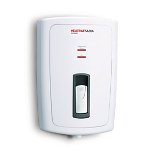 Heatrae Sadia 95200254 Supreme 180 7.5L White Water Heater
