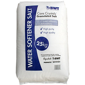 BWT Water Softener Granular Salt 25kg MERCH25GRAN