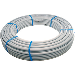 Solfex Pex Al Pex Multilayer Pipe 20mm x 2.0mm 300m Coil UFH-PIPE-PAP20/300