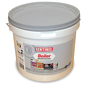 Sentinel Installer Water Treatment Pack Boiler-Charity-Bucket