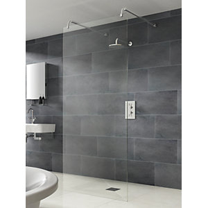 iflo Linear Wet Room Panel & Kit 1000 mm