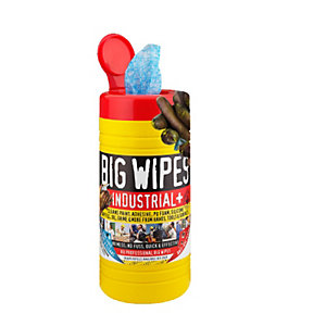 Big Wipes Industrial 80 Wipe Tub