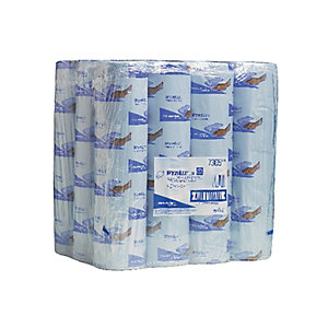 Wypall L30 7305 Wipes 2PLY Blue Roll 100 Sheet 380 x 240mm